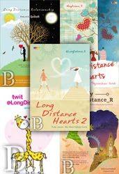 Paket @LongDistance_R 1-5 | Toko Buku Online PengenBuku.NET | @LongDistance_R | 1. Buku #1: Long Distance Relationship  2. Buku #2: Long Distance Heart  3. Buku #3: Twit @LongDistance_R  4. Buku #4: My @LongDistance_R  5. Buku #5: Long Distance Heart 2   Rp197,000 / Rp165,000 (Fix)