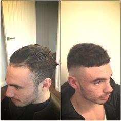 Men's hair - #exture #fade #barber #barberlife #menshair #mensfashion - by Ryan Bartlett Hair