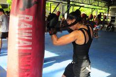 Workshops Kickboxen (Training) - mitmachen, auspowern, Spaß haben!