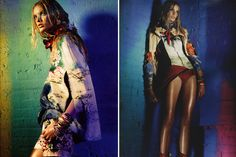 color fashion photography