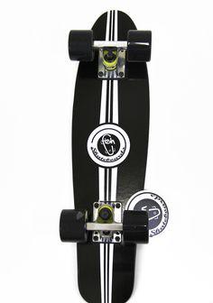 Black Fish Skateboard Wood Maple Retro Urban Cruiser Beach Sidewalk NEW. Deck Size: long x wide. Built to Last! Board Skateboard, Skateboard Decks, Skate 3, Skate Board, Wooden Surfboard, Drift Trike, Cool Skateboards, Longboarding, Surfing