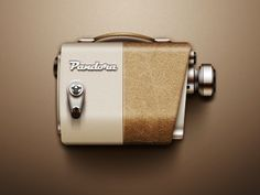 Camera pandora by Sanadas young