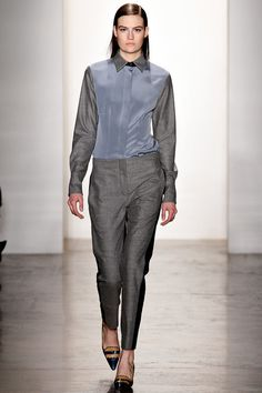 Sophie Theallet FALL 2013 READY-TO-WEAR New York