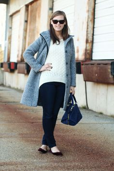 jillgg's good life (for less) | a style blog: my everyday style: bundle up!