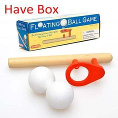Blow ball game classic children's early childhood fun puzzle wooden kids sports toys for children hobbies