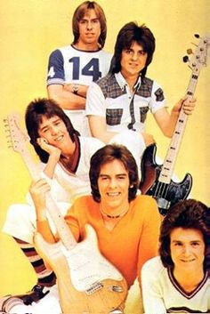 B A Y, B A Y, B A Y C I T Y with an ROLLERS Bay City Rollers are the Best!!! Oh the memories!