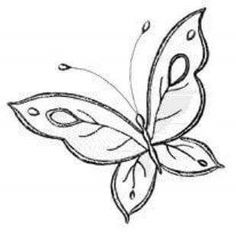 Easy Butterfly Drawing, Butterfly Images, Butterfly Wings, Fairy Templates, School Board Decoration, Coloring Books, Coloring Pages, Embroidery Neck Designs, Flower Stamp