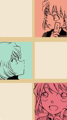 detective conan wallpaper | Tumblr