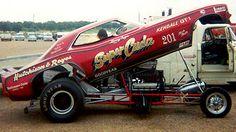 A nostalgic look back at drag racing funny cars from the Funny Car Drag Racing, Funny Cars, Vintage Humor, Vintage Cars, Drag Bike, Drag Cars, Performance Cars, Car Humor, Hot Rods