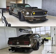 Ford Mustang Boss, Mustang Cars, Custom Muscle Cars, Custom Cars, Mustang Tuning, Classic Race Cars, Tuner Cars, American Muscle Cars, Cars And Motorcycles