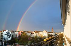 Samstag, 11.04., 19:05 Uhr – Kreuzberg: Ja geil, warum nicht. © Jens Oellermann