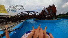 Bešeňová Lazy River 360° VR POV Onride Vr, Lazy, Opera House, Building, Outdoor Decor, Youtube, Travel, Viajes, Buildings