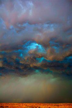 ✿ڿڰۣ Storm clouds   #nature #photography