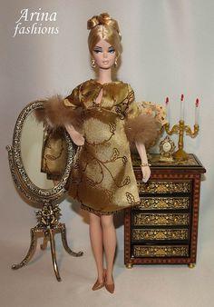 """Arina Fashions"" Clothier   Real cloth for Fashion Dolls   Page 3"