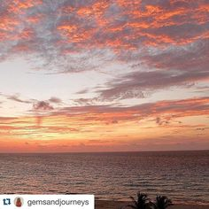 Pastel hues greet the day at The Ritz-Carlton #Cancun. #Sunrise #Adventure #TravelGram via- @gemsandjourneys by ritzcarlton https://www.instagram.com/p/BA9104UrA9O/ via https://instagram.com/hotelspaschers