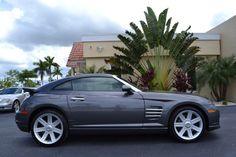 Chrysler Crossfire, Cabriolet, Mercedes Benz, Bmw, Black Leather