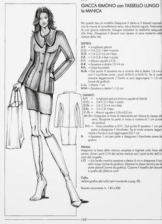 modelist kitapları: 4 IL MODELLISMO Dress Sewing Tutorials, Skirt Patterns Sewing, Mens Shirt Pattern, Jacket Pattern, Pattern Making Books, Free Printable Sewing Patterns, Tailoring Techniques, Modelista, Bra Pattern