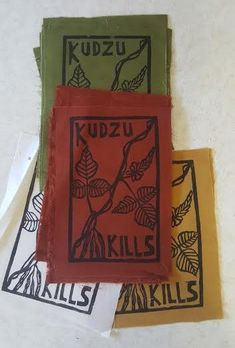 Kudzu KILLS Patch