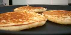 Pancakes - Je viens de suivre la recette ! Parfaite ! Breakfast Snacks, Sweet Breakfast, Bread And Pastries, Pasta, Food Humor, Sweet Cakes, No Cook Meals, Sweet Recipes, Cooking Recipes