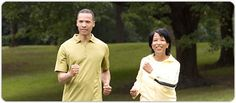 American Heart Association Guidelines for Physical Activity. *Always consult your physician before beginning any exercise program.