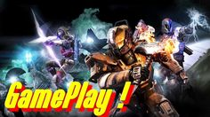 Destiny The Taken King PS4 Gameplay and Update