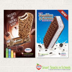 We have some exciting things coming to schools! Decorate your cafeteria with eye-catching posters, advertise new products, and watch your sales increase! #SmartSnacksInSchools