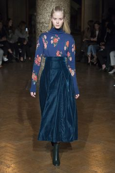 Emilia Wickstead Autumn/Winter 2017 Ready to Wear Collection
