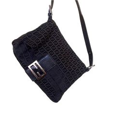 • Fendi • Handbag Authentic Fendi bag. Hardware is super scratched and material seems to be worn in certain areas (pictured above) other than that, I would say it's got plenty of life left 😊 FENDI Bags