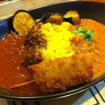 カリガリ 渋谷 - 渋谷/カレーライス [食べログ]