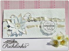 Zaproszenia ślubne Place Cards, Place Card Holders, Handmade, Hand Made, Handarbeit