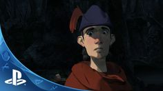 """King's Quest: """"Voicing a Modern Classic"""" is the second installment in a four-part series revealing the headlining talent at the heart of bringing King's Ques. Adventure Games, Ps3, Modern Classic, Behind The Scenes, The Voice, Canada, King, Actors, My Love"""