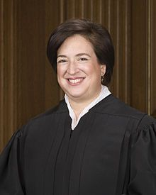Elena Kagan (born April 28, 1960) is an associate justice of the Supreme Court of the United States. Kagan is the Court's 112th justice and fourth female justice.