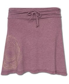 SoulFlower-Buddha Yoga Skirt-$36.00 #everydaybliss