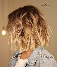 Lived in hair by an alumni👌🏽 - Frisur Ideen Balayage Hair Dark Blonde, Balayage Hair Brunette Caramel, Balayage Hair Blonde Medium, Brunette Hair, Hair Lengths, Hair Goals, Hair Beauty, Beauty Style, Hair Inspiration
