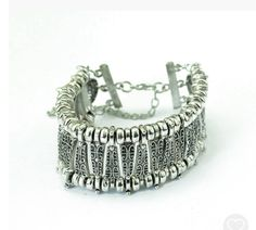 Bohemian Antalya bracelet by Jcafterhours on Etsy