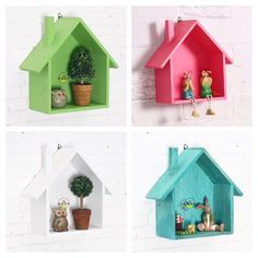 Suitable for both children and … – Baby Wood Crafts, Diy And Crafts, Crafts For Kids, Diy Room Decor, Nursery Decor, Rustic Nursery, Diy Craft Projects, Wood Projects, Paint Stick Crafts