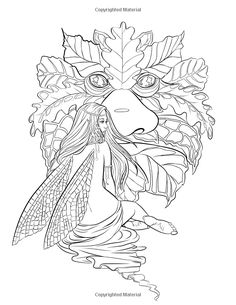 Adult Coloring Pages By Artist Selina Fenech Fantasy Myth Mythical Mystical Legend Elf Elves Dragon Dragons Fairy Fae Wings Fairies Coloring Pages For Grown Ups, Fairy Coloring Pages, Colouring Pics, Coloring Pages To Print, Adult Coloring Pages, Coloring Books, Mermaid Coloring, Art Pages, Art Sketchbook