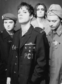 Spool Pidgin: The Writer Rockstar: Richey Edwards and The Holy Bible