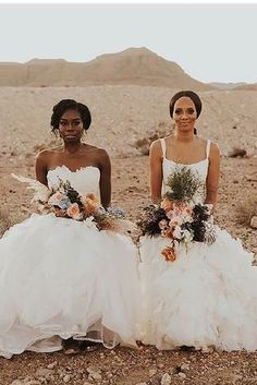 Romantic lesbian wedding photo | Two brides same sex marriage | Utterly Romantic Las Vegas Desert Elopement Inspo - Love Inc. Mag -JAMIE Y PHOTOGRAPHY Lesbian Wedding Photos, Romantic Wedding Photos, Two Brides, Equality, Love Story, Las Vegas, Deserts, Marriage, Weddings