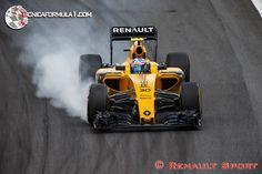 "Palmer: ""Sé que todos esperan que Hülkenberg me borre del mapa"" #F1 #Formula1 #ChineseGP"