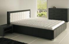 Łóżko 80270 tapicerowane M&K Foam Koło