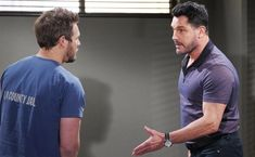 Bold And The Beautiful, Beautiful Men, Ian Ward, Hope Logan, Spencer Scott, Do What Is Right, Being Good, Be Bold, Spa Day