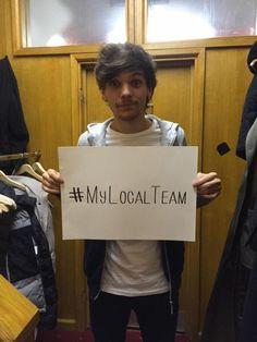 Louis at the Bristol City vs Doncaster Rovers match in Bristol - 13.01.2015