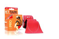 KT Tape Pro Synthetic (Pre-cut 20 strips)
