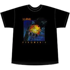 Def Leppard: Pyromania T-Shirt