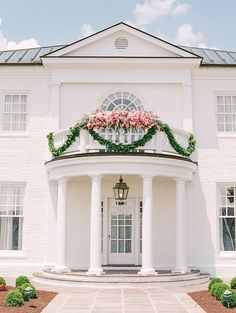Elegant Mansion Wedding Ceremony | KATIE STOOPS PHOTOGRAPHY | http://knot.ly/6498BaGQq