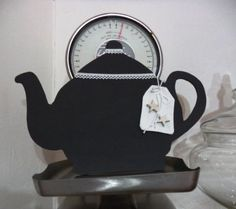 Lavagna in ardesia con sue tea time | Pinterest | Tea time, Teas and ...