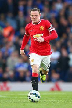 The World's Highest-Paid Athletes 2015: Wayne Rooney