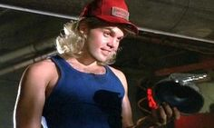 Actually, young Vincent D'onofrio made a pretty decent Thor substitute. Adventures In Babysitting, Den Of Geek, Boogie Woogie, Cary Grant, Thor, Loki, Best Actor, Looking Back, Character Inspiration