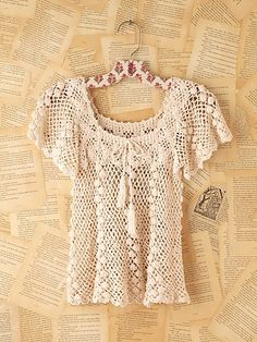 Beautiful. No longer available on it's site but I may be able to figure out the pattern and make one.